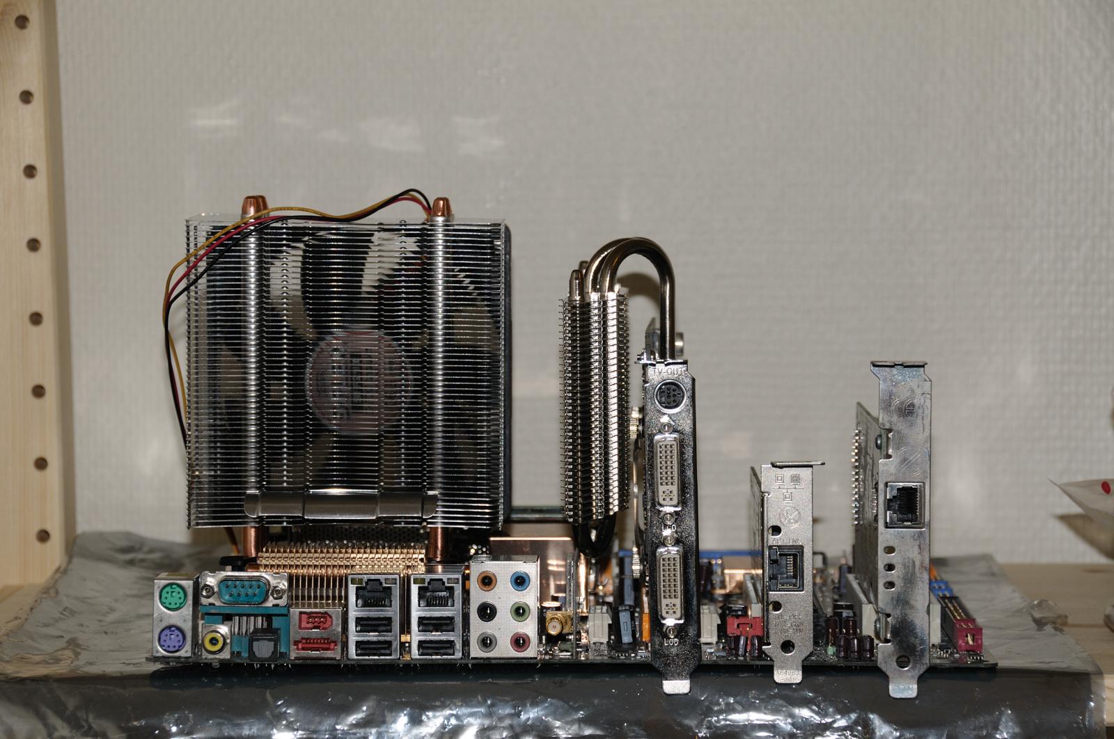 E6600 / 8GB / P5W DHD / 7950GT