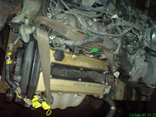 MAZDA 626 2,0i DOCH 16V MOTOR - 1