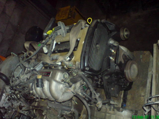 MAZDA 626 2,0i DOCH 16V MOTOR 2